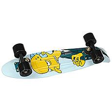 Скейт мини круизер Penny Simpsons 22 Ltd Excellent Burns 6 x 22 (55.9 см)