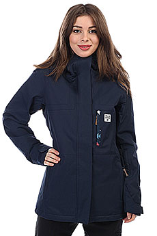 Куртка утепленная женская Billabong Pika Navy