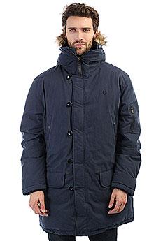 Куртка зимняя Fred Perry Snorkel Parka Navy