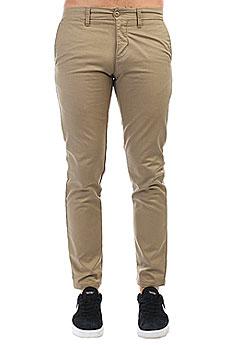 Штаны прямые Carhartt WIP Sid Pant Leather