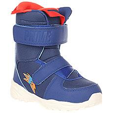 Ботинки для сноуборда детские Prime Fun Blue