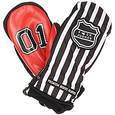 Варежки сноубордические Bonus Gloves F*uck Judges Black