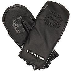 Варежки сноубордические Bonus Gloves The One Black