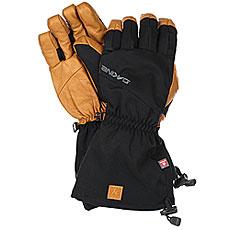 Перчатки сноубордические Dakine Rover Glove Ginger