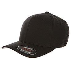 Бейсболка классическая Flexfit 6277 Black
