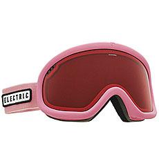 Маска для сноуборда Electric Charger Bubble Gum/Pink