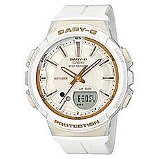Электронные часы женский Casio Baby-g Bgs-100gs-7a White
