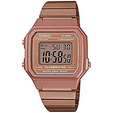 Электронные часы Casio Collection B650wc-5a Pink Gold