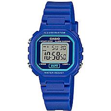 Электронные часы Casio Collection La-20wh-2a Blue