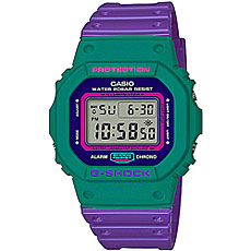 Электронные часы Casio G-Shock Dw-5600tb-6e Purple/Green