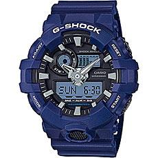 Электронные часы Casio G-Shock Ga-700cm-2a Blue