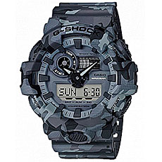 Электронные часы Casio G-Shock Ga-700cm-8a Grey/Black