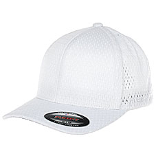 Бейсболка классическая Yupoong 6777 White