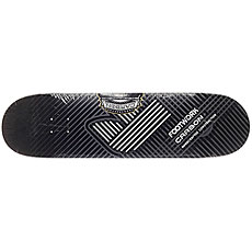 Дека для скейтборда Footwork Carbon Fusion Black 32.1 x 8.375 (21.3 см)