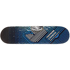 Дека для скейтборда Footwork Carbon Fusion Blue 32.5 x 8.25 (21 см)