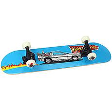 Скейтборд в сборе детский детский Footwork Future Micro Blue 27.75 x 6.75 (15.2 см)