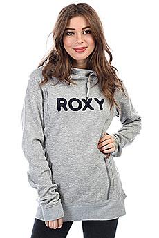 Толстовка сноубордическая женская Roxy Liberty Hoody Heritage Heather