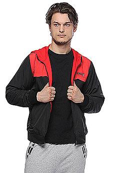 Ветровка Anta Черная с красным 85618641-2