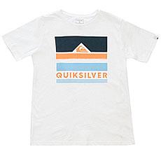 Футболка детский Quiksilver Loud Places White