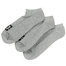 Носки низкие DC Ankle 3p Grey
