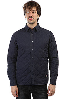 Куртка Penfield Kemsey Quilted Shirt Navy