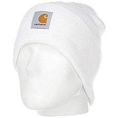 Шапка Carhartt WIP Acrylic Watch Hat White
