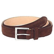 Ремень Fred Perry Suede Belt Brown