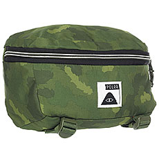 Сумка поясная Poler Rover Bag Green Furry Camo