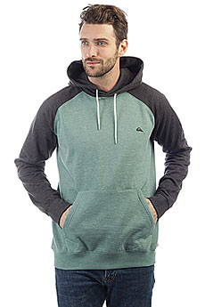 Толстовка кенгуру Quiksilver Everyday Hood Dark Grey Heather