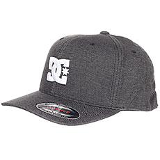 Бейсболка классическая DC Capstar Tx Black