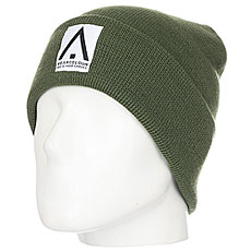Шапка WearColour Puppet Olive Green