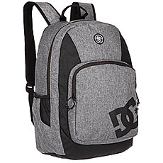 Рюкзак городской DC Shoes The Locker Heather Charcoal
