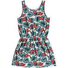 Платье детское Roxy Fearlessfriend Marshmallow Abyssal