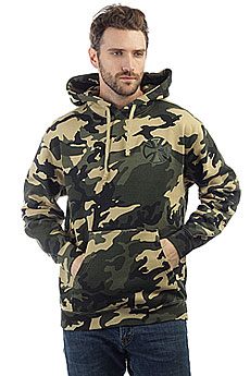 Толстовка кенгуру Independent Concealed Pullover Hooded Camo