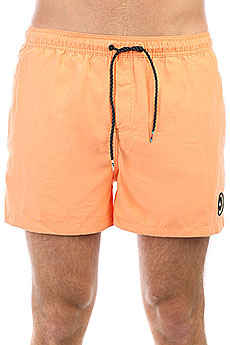 Шорты пляжные Quiksilver Everydvl15 Cadmium Orange