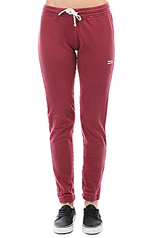 Штаны спортивные женские Billabong Essential Pant Scarlet