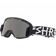 Маска для сноуборда Shred Amazify Blackout Stealth