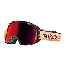 Маска для сноуборда Shred Amazify Shnerdwood Tortoise/Wood