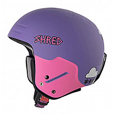 Шлем для сноуборда Shred Basher Noshock Air Purple Purple