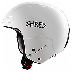 Шлем для сноуборда Shred Basher Whiteout White