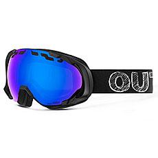 Маска для сноуборда OUT OF Edge Blackboard(Blue Mci)