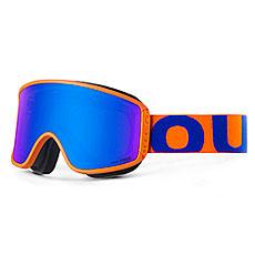 Маска для сноуборда OUT OF Edge Blue Orange(blue Mci)