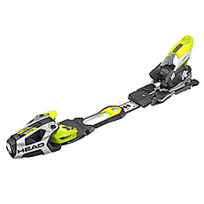 Крепления для лыж Head Freeflex Evo 18x Br.85 Black/White/Fl.yellow
