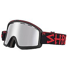 Маска для сноуборда Shred Monocle JW Platinum Black