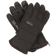 Перчатки сноубордические Dakine Omega Glove Black