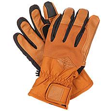 Перчатки сноубордические Dakine Charger Glove Ginger