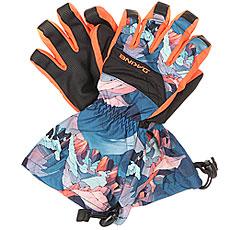 Перчатки сноубордические детские Dakine Yukon Glove Daybreak