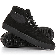 Кеды утепленные Element Topaz C3 Mid Deep Black