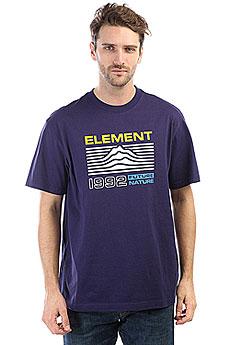 Футболка Element Contour Aura Purple