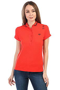 Поло Fred Perry Amy Red